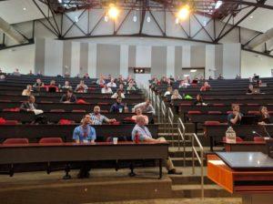 Nebraska Code 2016 Audience